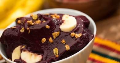 açaí ne tigela com frutas - Açaí engorda? Tem benefícios para a saúde? Saiba mais!