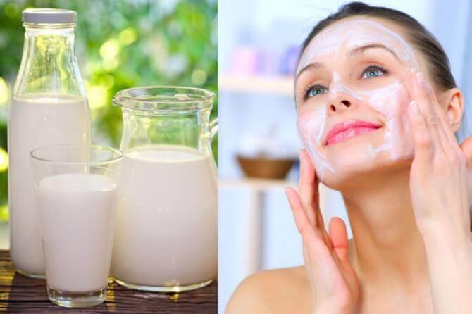 leite - Veja 5 produtos naturais que removem a maquiagem