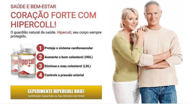 Hipercoll Funciona Combate o Colesterol - quero comprar o meu agora