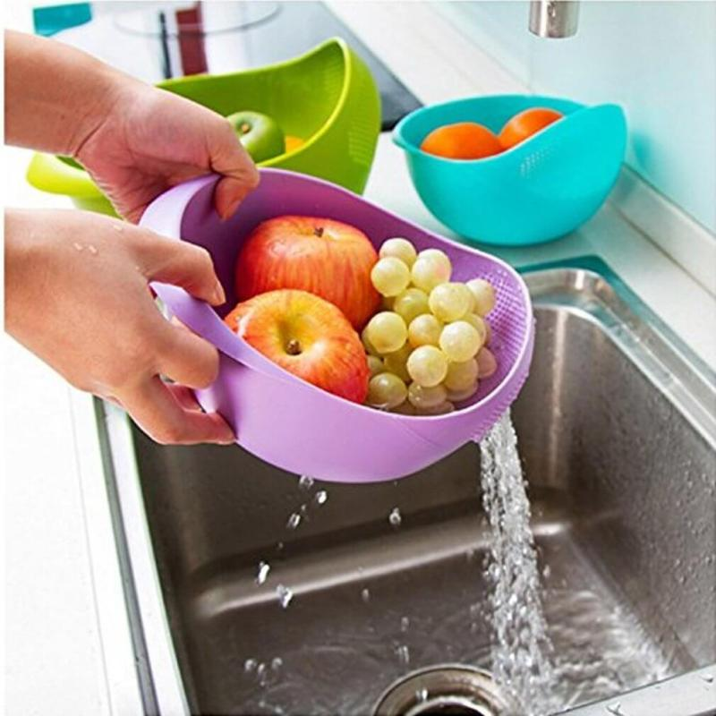 LAVAR ALIMENTOS - Boas práticas de manipulação de alimentos em casa