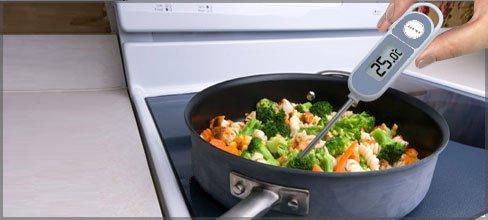 Boas práticas na manipulação de alimentos: Descongele os alimentos com segurança