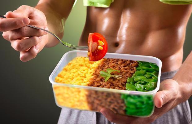 MARMITA 1 1 - Comer bem e saudável fora de casa! Veja marmitas fáceis!