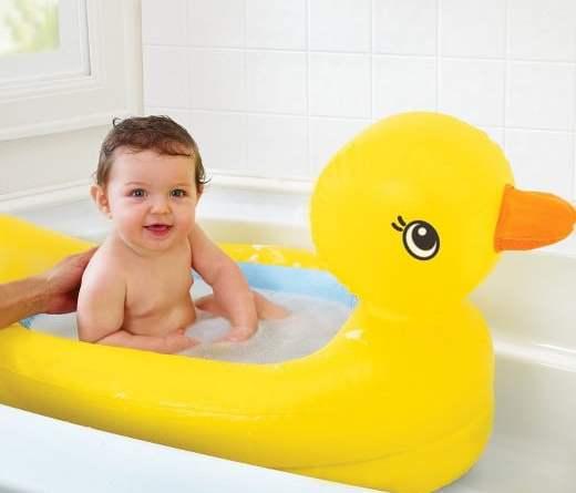 1 11 - Como dar banho em bebês de forma segura? Veja dicas!