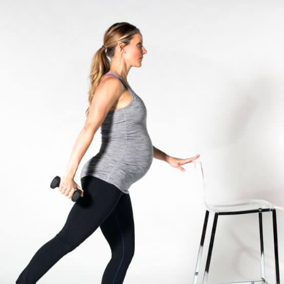 1 9 - Como fazer exercícios na gravidez? Saiba formas seguras!