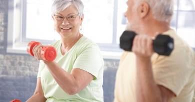 2 6 - Exercícios para idosos: nunca é demais para começar! Veja o Vídeo!