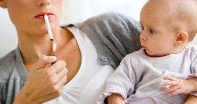 FUMAR 1 - Cigarro e amamentação: Quais os efeitos de fumar durante essa fase?