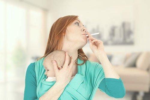 FUMAR - Cigarro e amamentação: Quais os efeitos de fumar durante essa fase?
