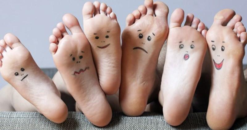 PÉ 1 - Como manter a saúde dos pés (e como eles são importantes para você)!