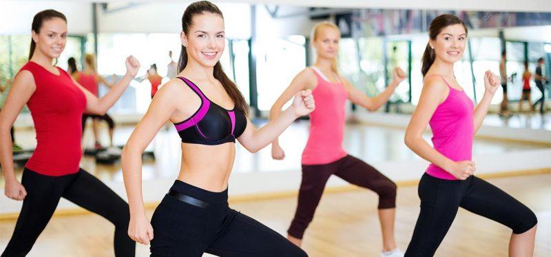 aerobic 1 - O que é melhor para emagrecer musculação ou exercícios aeróbicos?