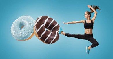 5 - Receitas de salgadinhos e doces fitness para as férias!