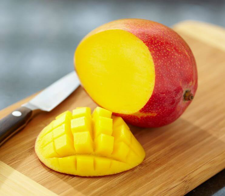 fonte da saude manga frutas inchaco e gases