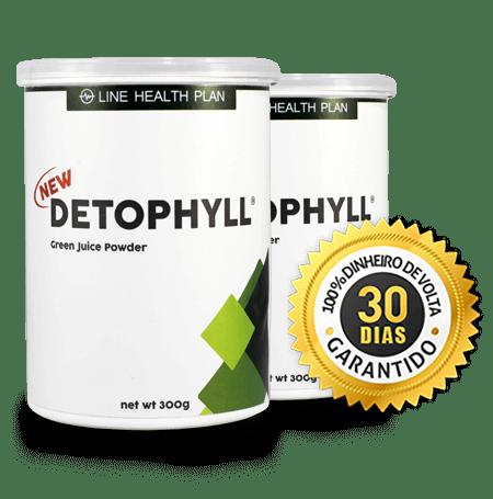 fonte da saude detophyll garantia - DetoPhyll Funciona Mesmo