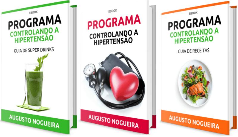 Fonte da Saude Programa Controlando Hipertensao pdf e ebook digital - Programa Controlando a Hipertensão: Augusto Nogueira