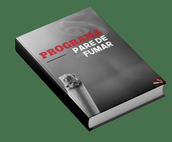 Fonte da Saude Programa Pare de Fumar Livro Manual - Conheça o Programa Pare de Fumar e Tenha uma Saúde Saudavel