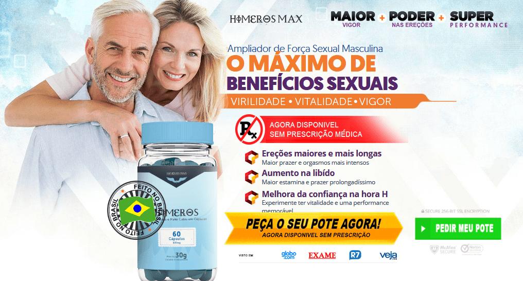 vida sexual - Himeros Max – O Máximo de Benefícios para sua Vida Sexual com qualidade de vida