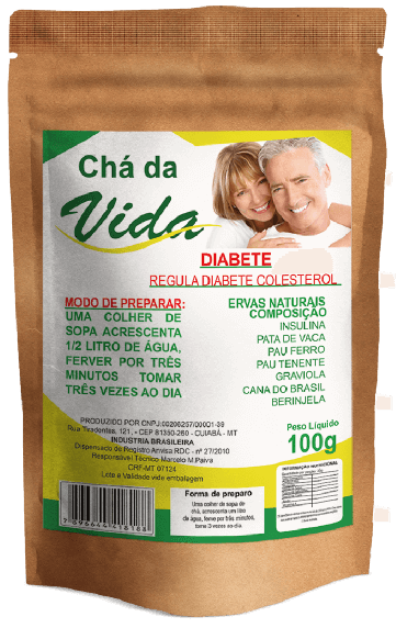 Super Chá da Vida Ajuda Inibir Diabete e ajuda na queima de Gordura sache - Super Chá da Vida Ajuda Inibir Diabete e ajuda na queima de Gordura