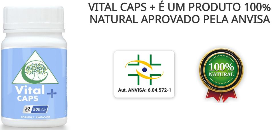 vital caps