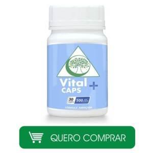 Vital Caps + Suplemento Natural contra Ansiedade, Depressão e Insonia comprar agora