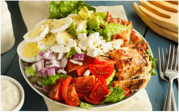 dieta low carb salada - Dieta Low Carb - Como Funciona, Benefícios, Emagrece e Cardápio