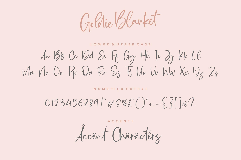 Goldie Blanket6
