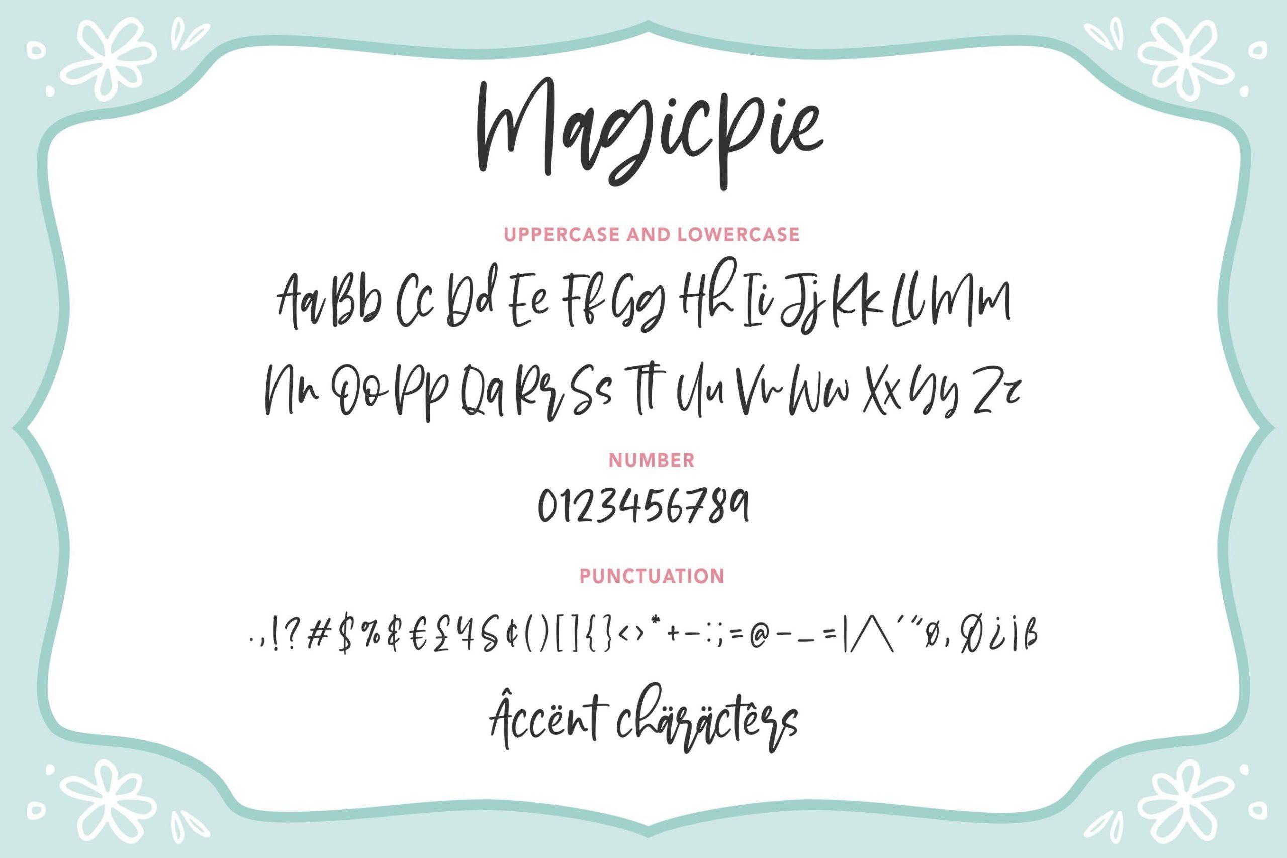 Magicpie 6