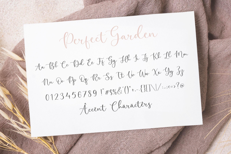Perfect Garden 6