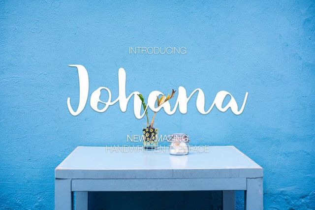 Johana Script
