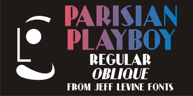 Parisian Playboy JNL