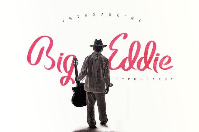 Big Eddie Script