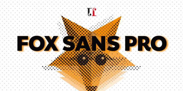 Fox Sans Pro