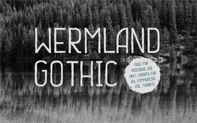 Wermland Gothic