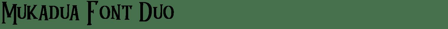 Mukadua