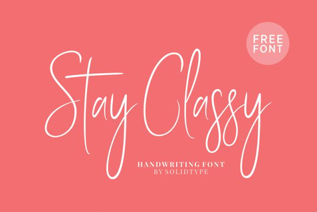 Stay Classy SLDT