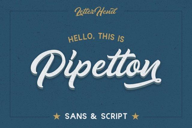 Pipetton Script