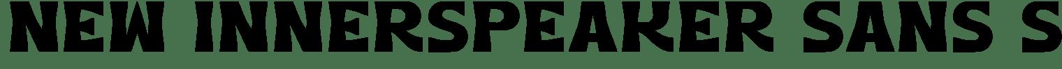 New Innerspeaker Sans Serif Font