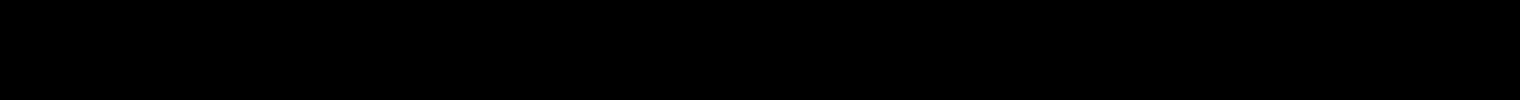 Horror type Display Font