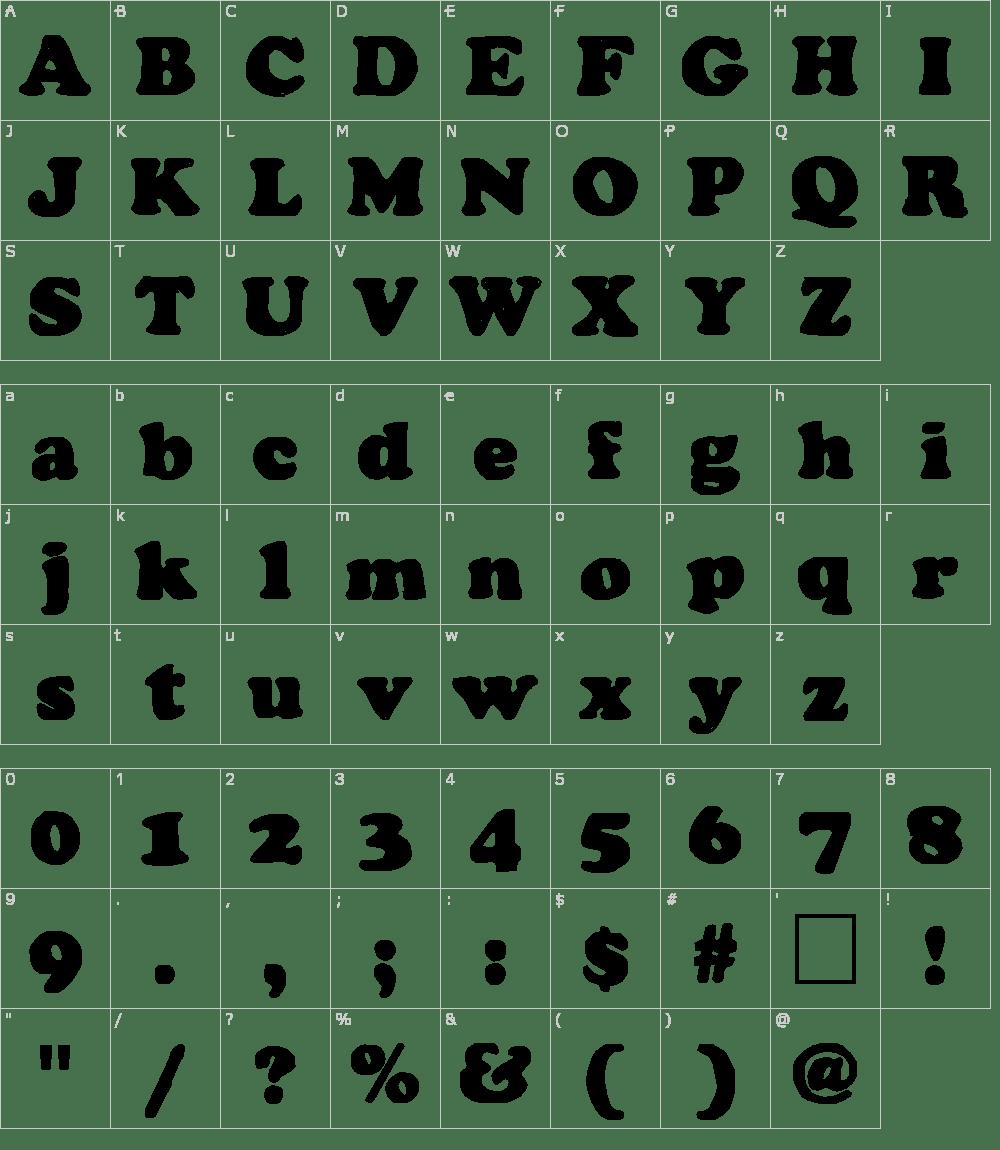 Manual Cookie Bucket Font Download