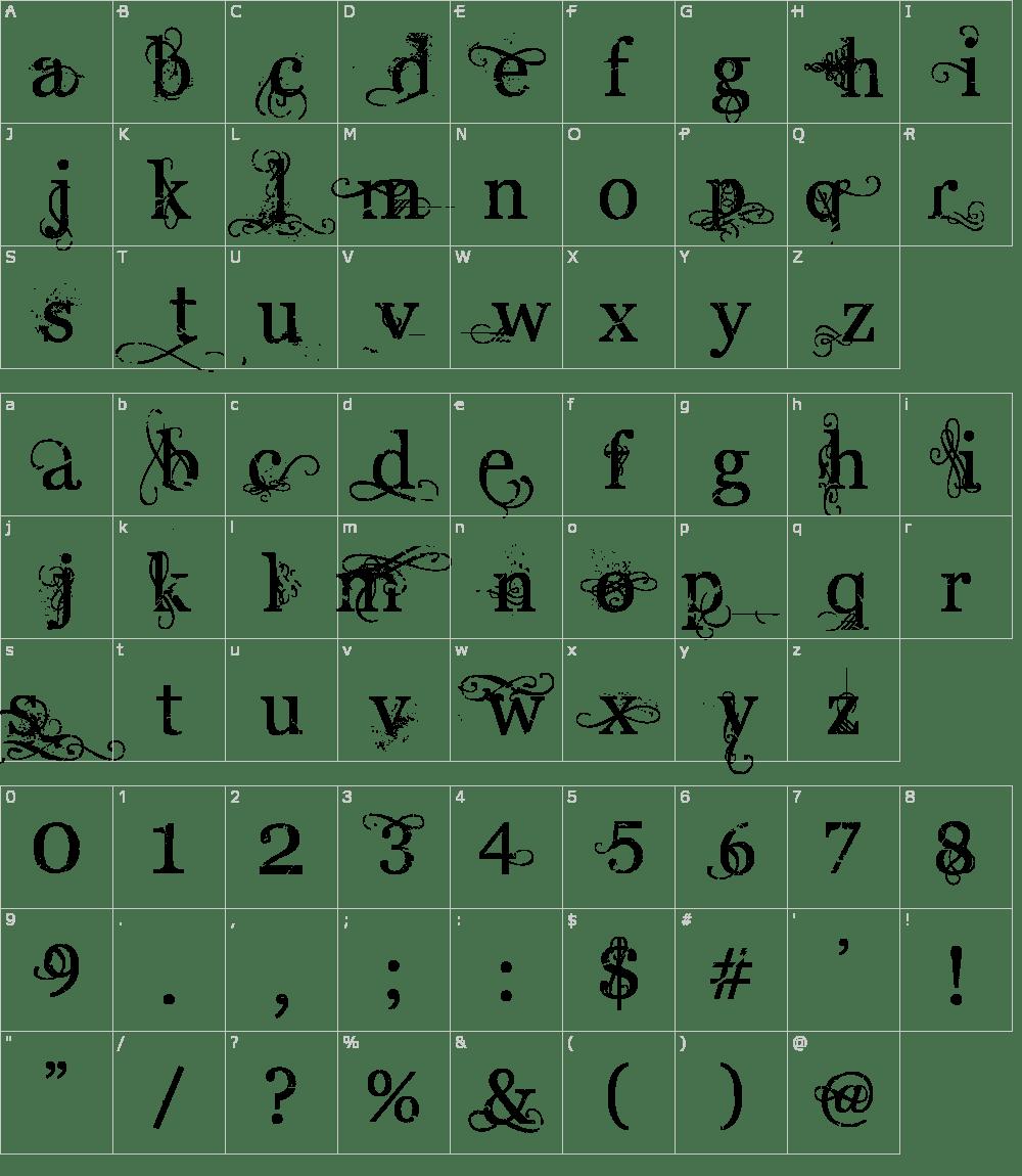 Angelic War Font Download
