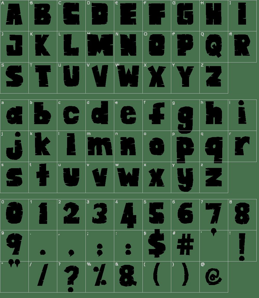 Cute Animal Font Download