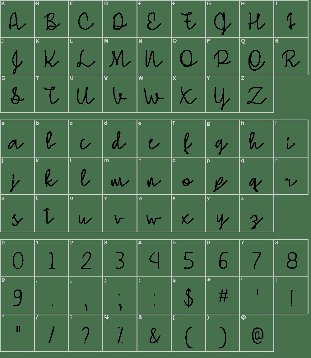 Download Simple Signature Font Download