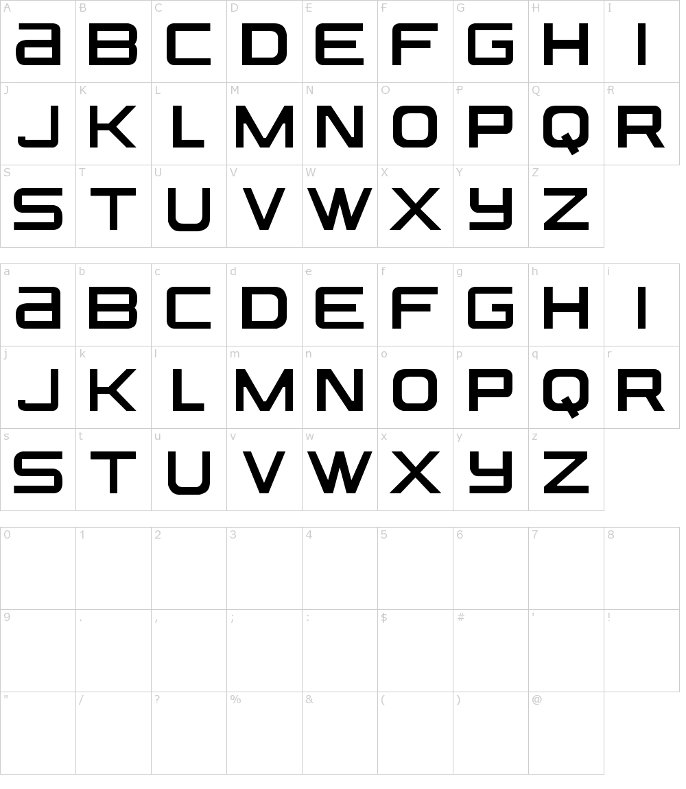 Ready Player One Font Download