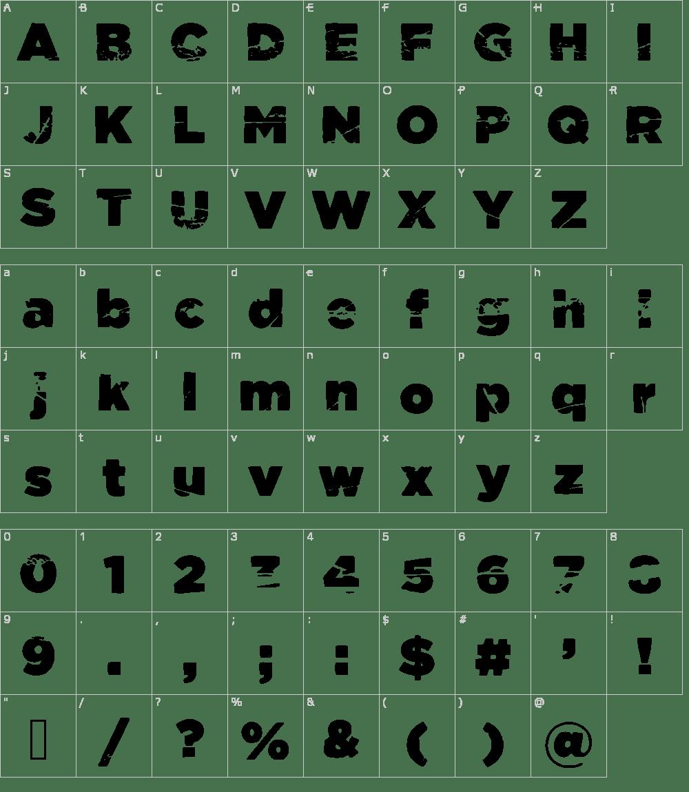 Tomb Raider Font Download