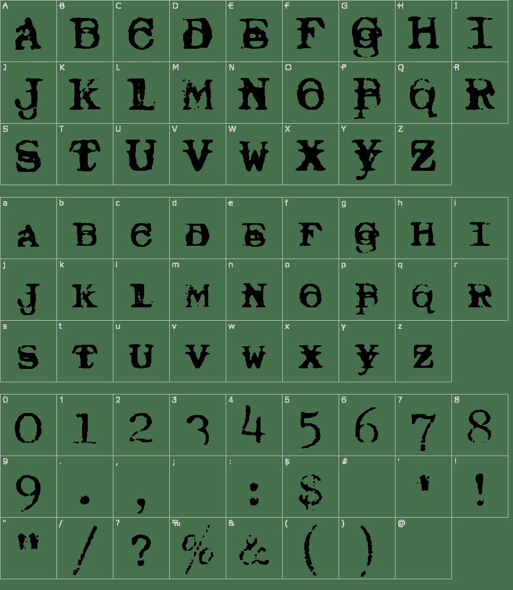 Typewriter Royal 200 Font Download