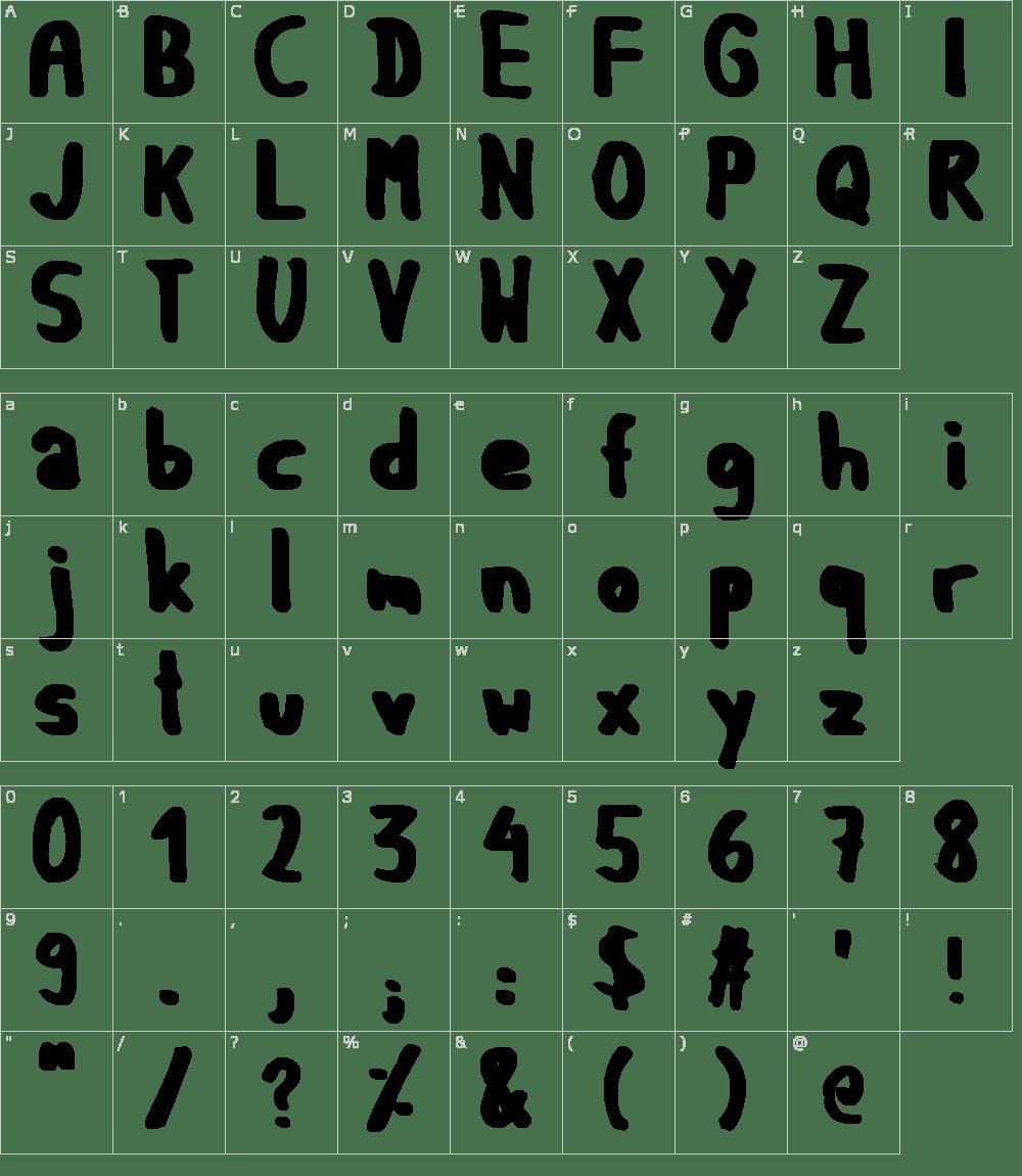 GF Matilda Font Download