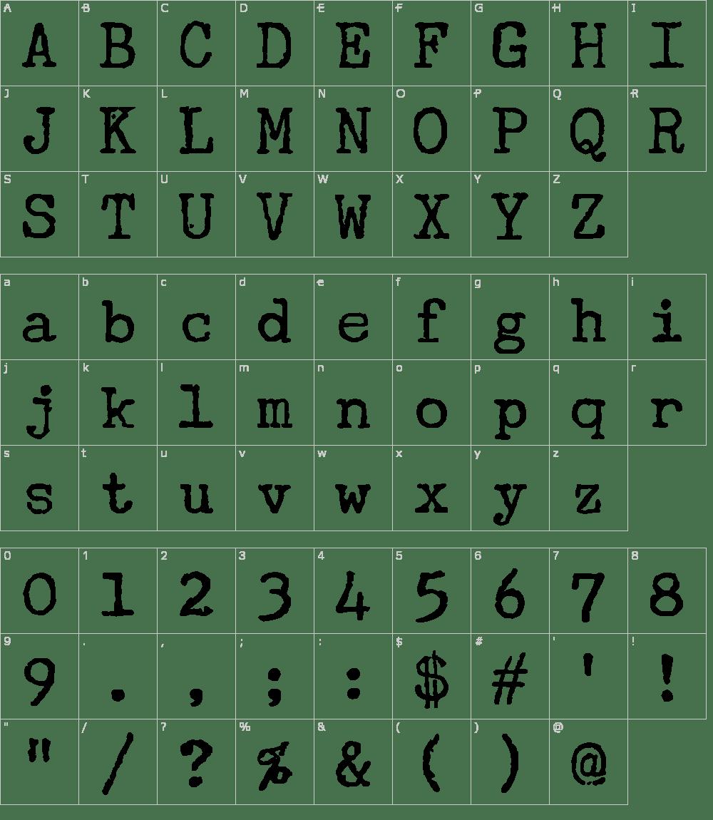 Underwood Champion Font Download