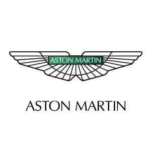 Aston Martin Font and Aston Martin Logo