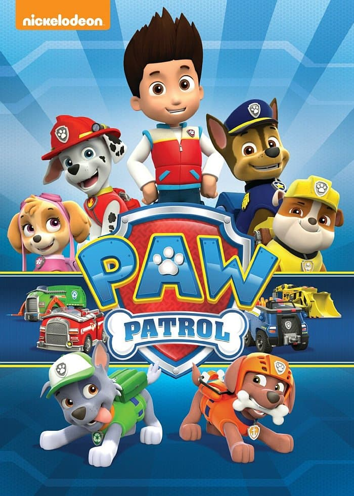 Fuente De Paw Patrol
