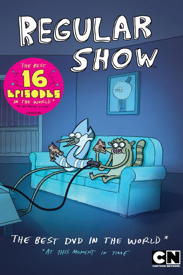Regular Show Font