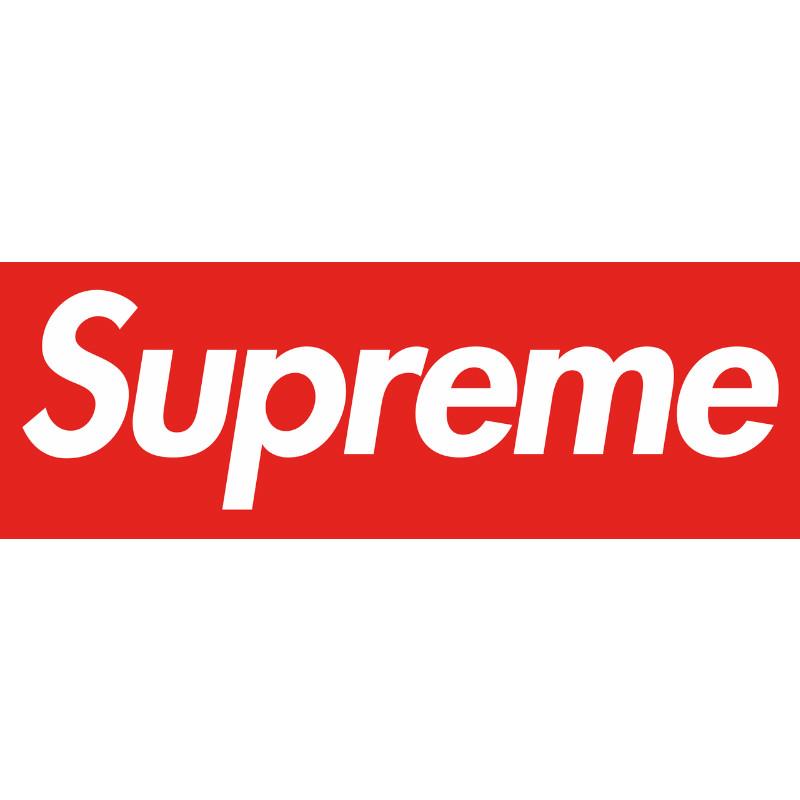 supreme font and supreme