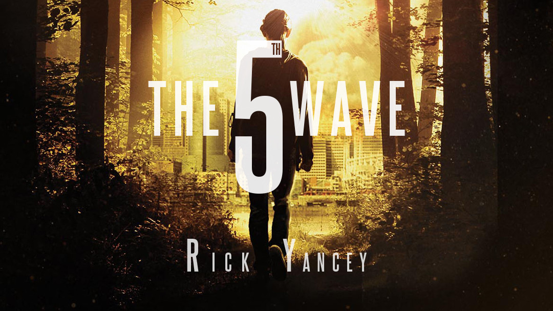 The 5th Wave Font